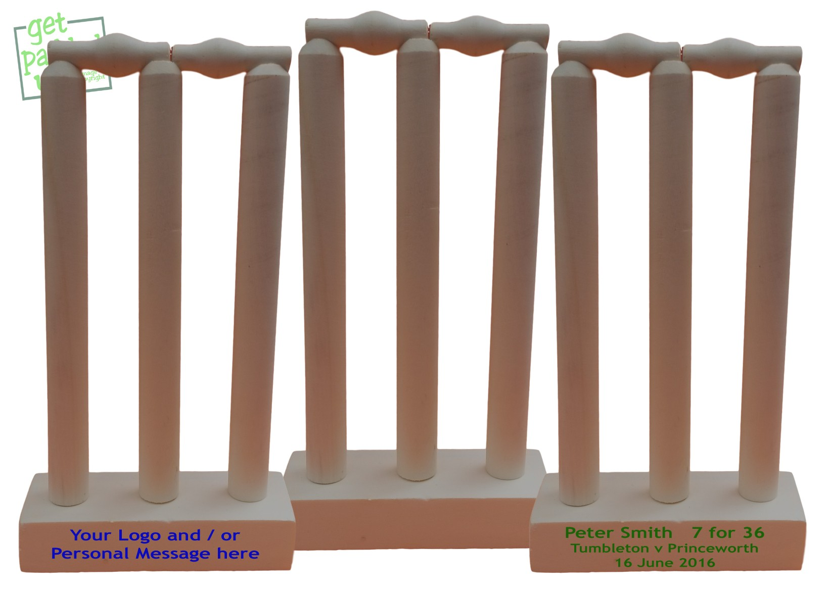 Miniature Cricket Stumps Set