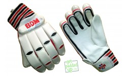 BDM Autograph Superlite Cricket Batting Gloves