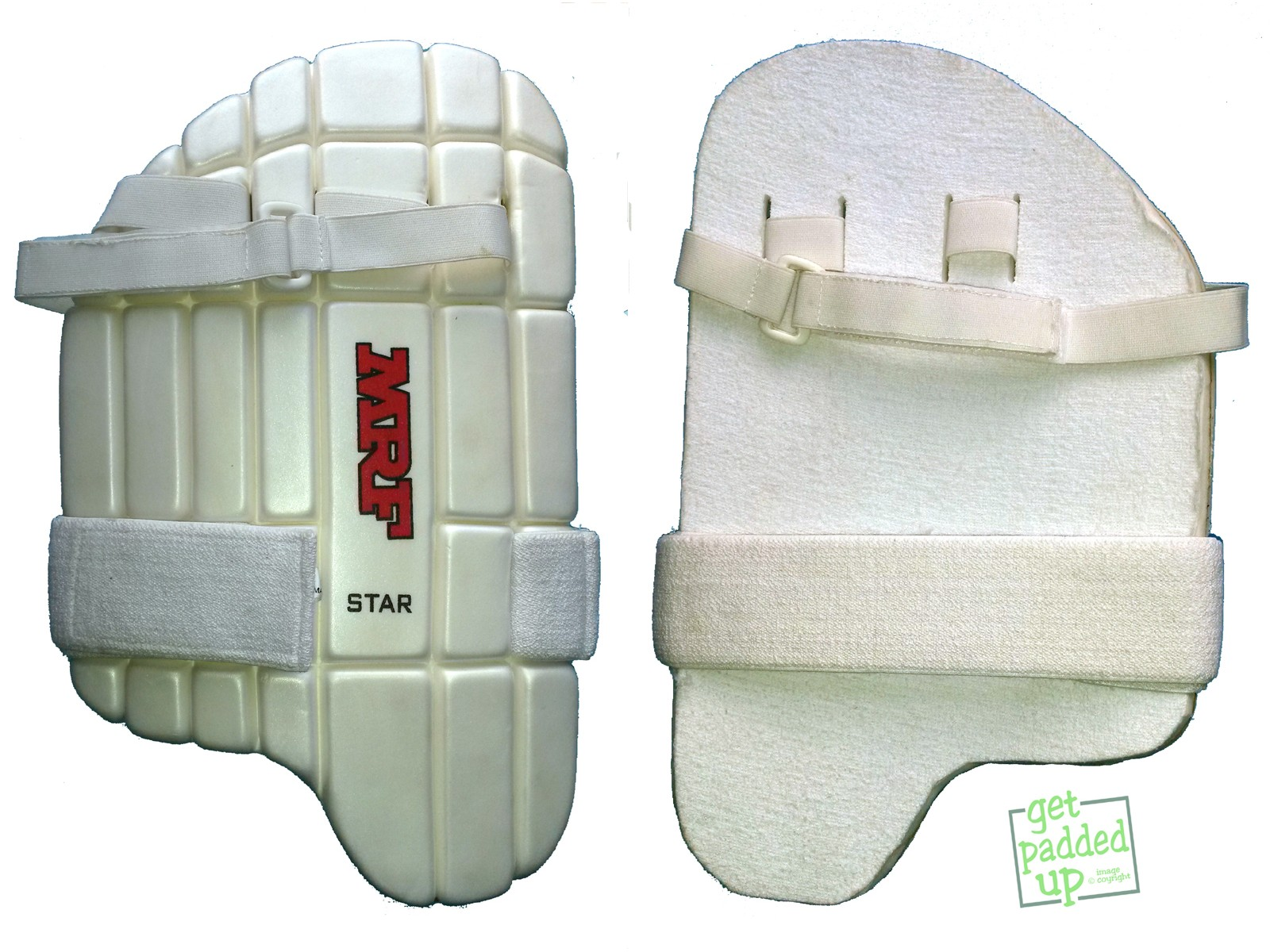 MRF Star Cricket Thigh Pad