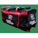 Ultimate Wheelie Cricket Kit Bag (Black/Red)