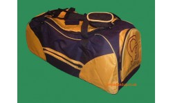 (Clearance) CA Sports Personal Cricket Kit Bag (Black/Yellow)