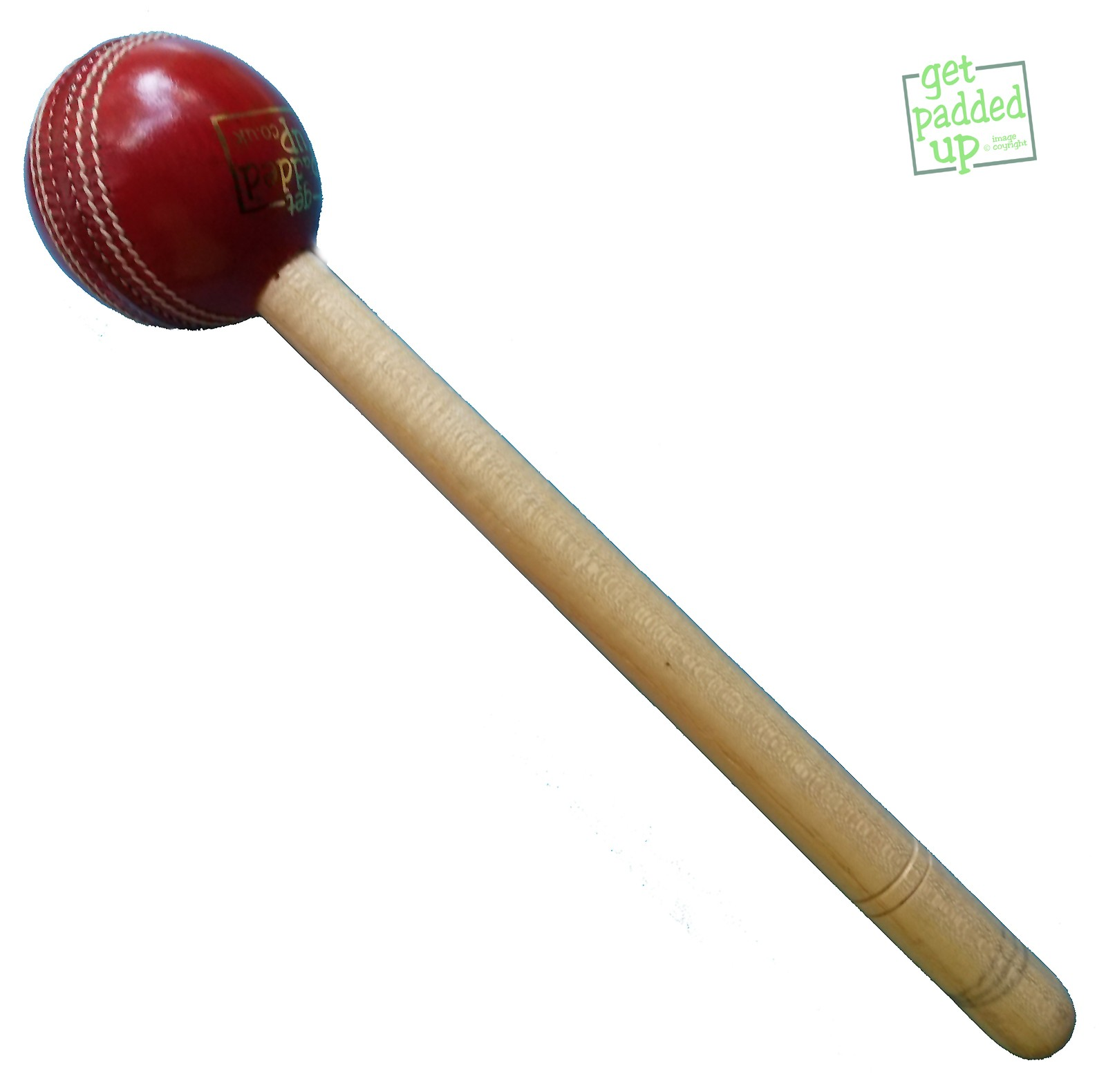 Ultimate Ball-Style Cricket Bat Knocking-In Mallet