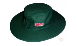 BDM Cricket Floppy Hat (Green)