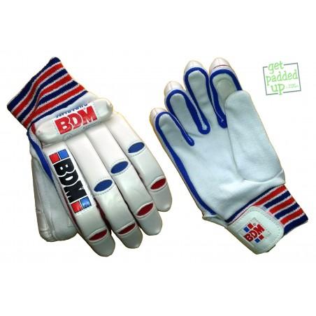 BDM Autograph Superlite Cricket Batting Gloves (Boys)