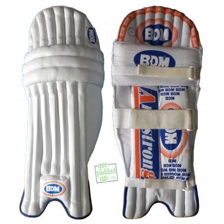 BDM Armstrong Cricket Batting Pads (Boys)