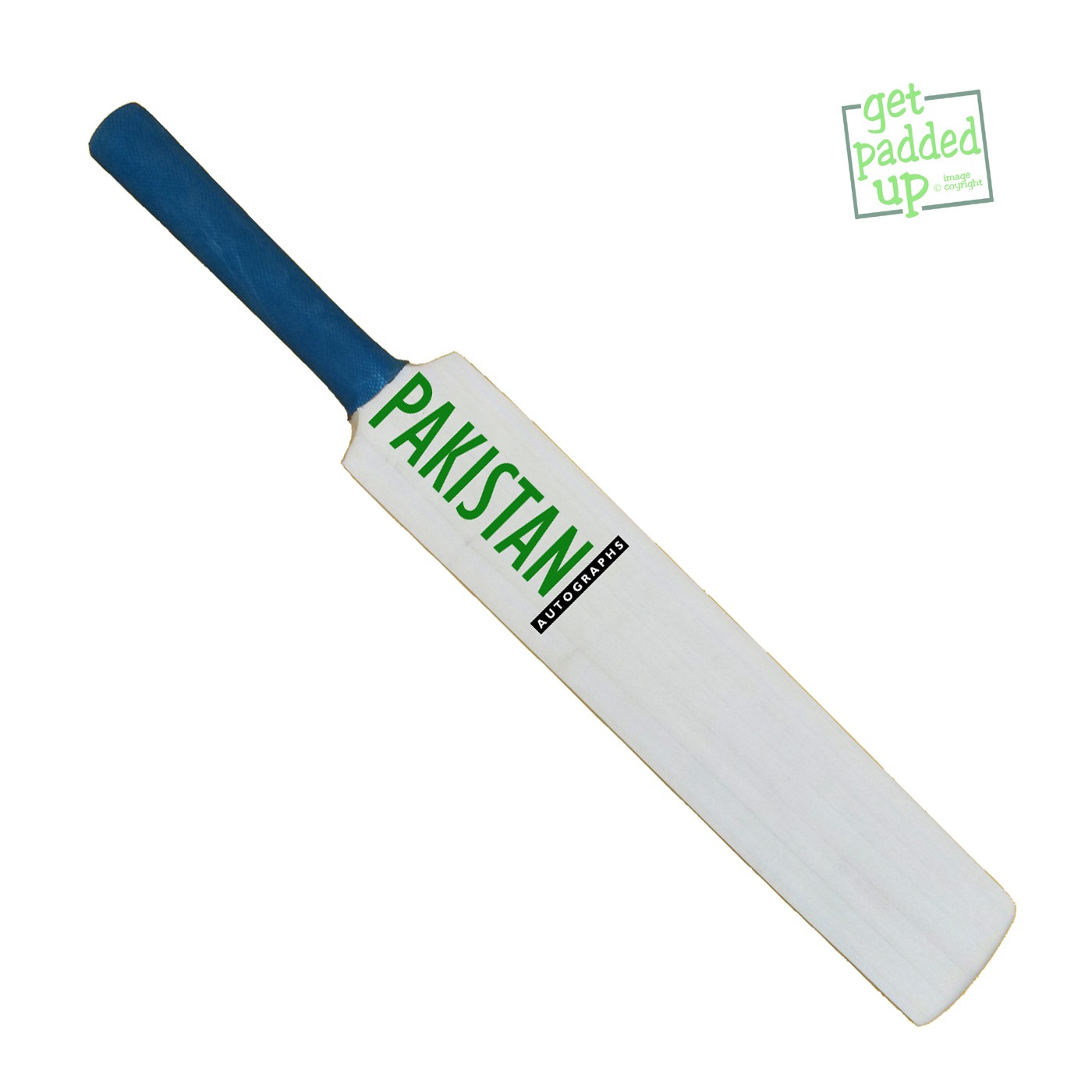 Pakistan Autograph Miniature Cricket Bat