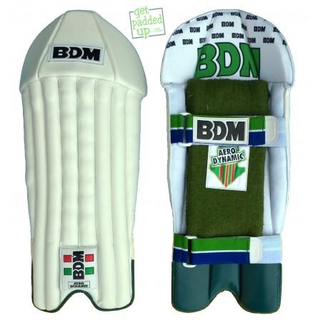 BDM Aero Dynamic Cricket Wicket Keeping Pads