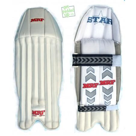 MRF Star Cricket Wicket Keeping Pads