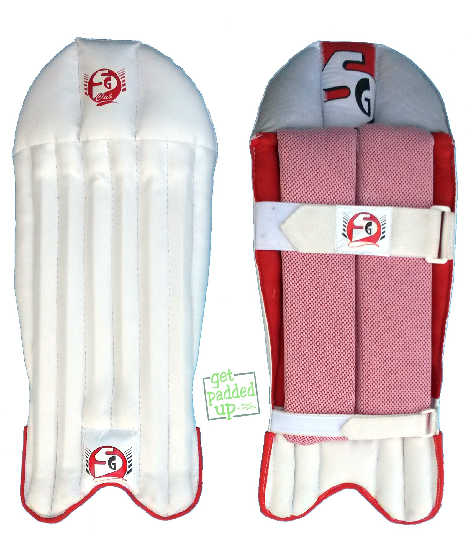 SG Club Cricket Wicket Keeping Pads