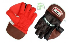 BDM Matador Cricket Wicket Keeping Gloves (Youth)
