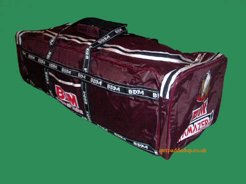 BDM AMAZER CRICKET KIT BAG (MAROON)