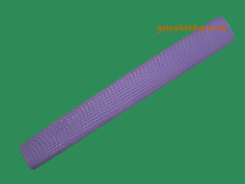 BDM DIAMOND CRICKET BAT GRIP (MAUVE)