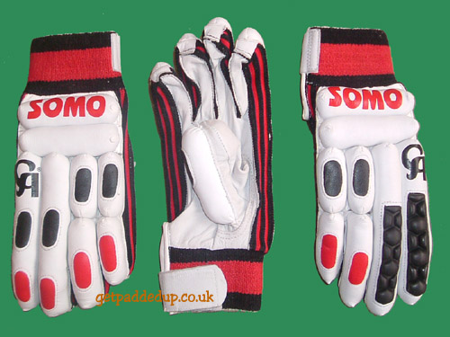 CA Sports SOMO CRICKET BATTING GLOVES (YOUTH)