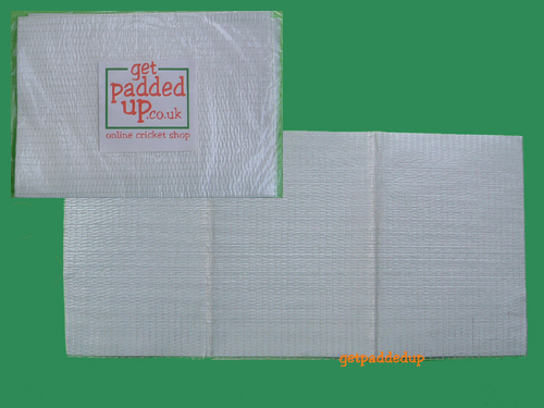getpaddedup RE-INFORCED CRICKET BAT FACE PROTECTOR