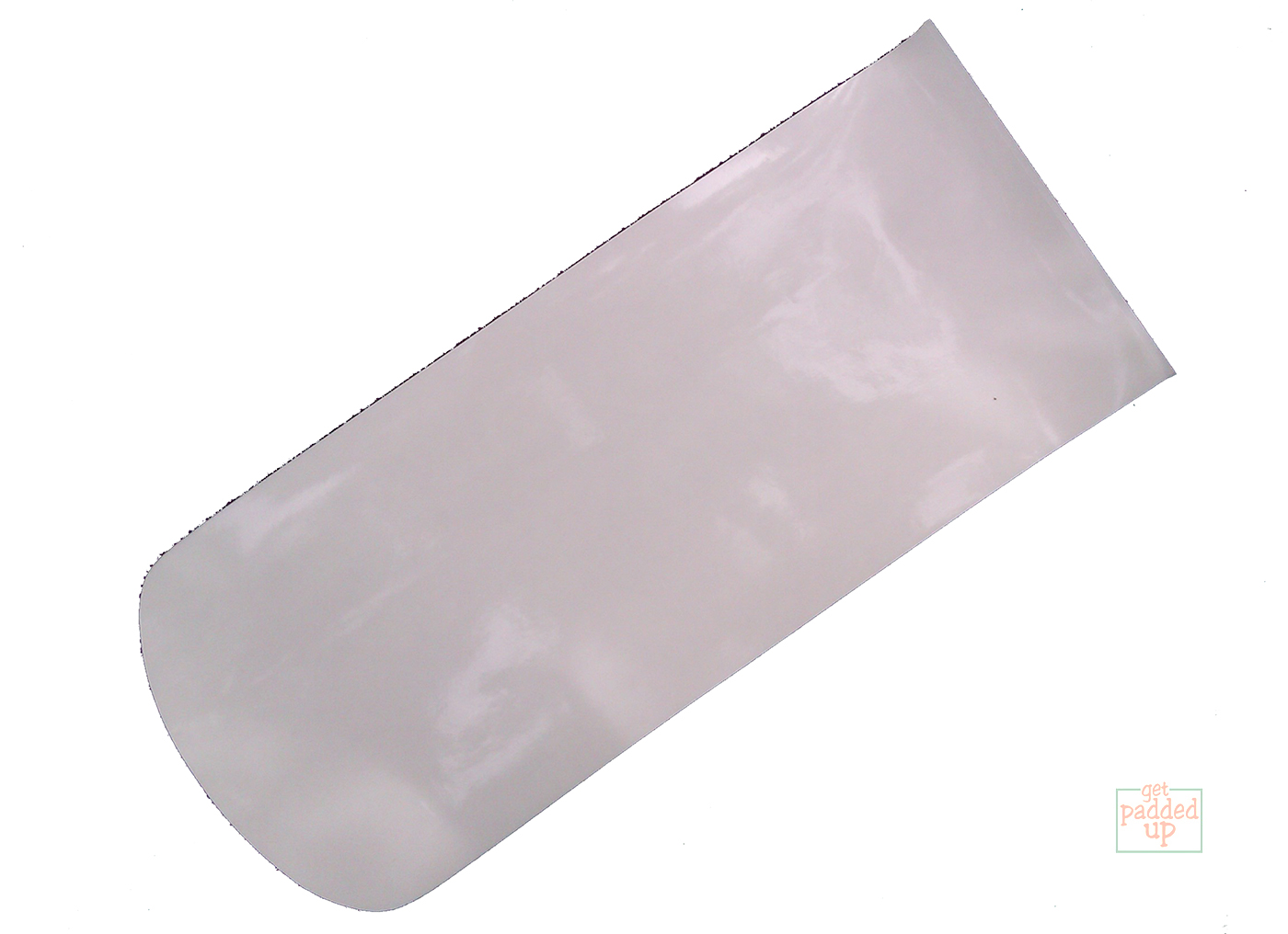 getpaddedup CLEAR CRICKET BAT FACE PROTECTOR