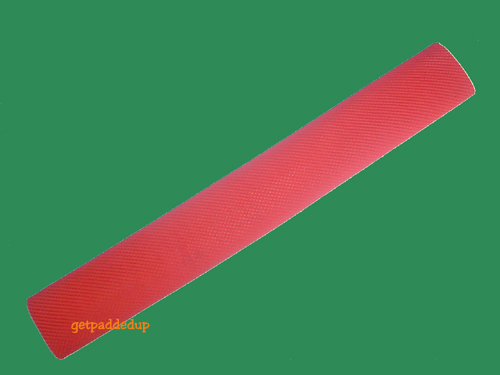 getpaddedup DIAMOND CRICKET BAT GRIP (RED)