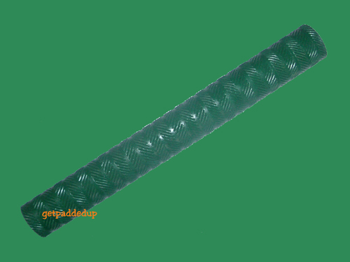 getpaddedup MATRIX CRICKET BAT GRIP (DARK GREEN)