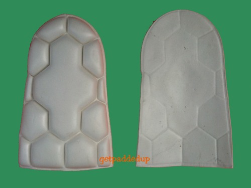 getpaddedup PADMAN SHORTS INNER THIGH PAD REPLACEMENT