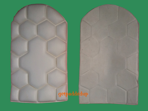 getpaddedup PADMAN SHORTS OUTER THIGH PAD REPLACEMENT