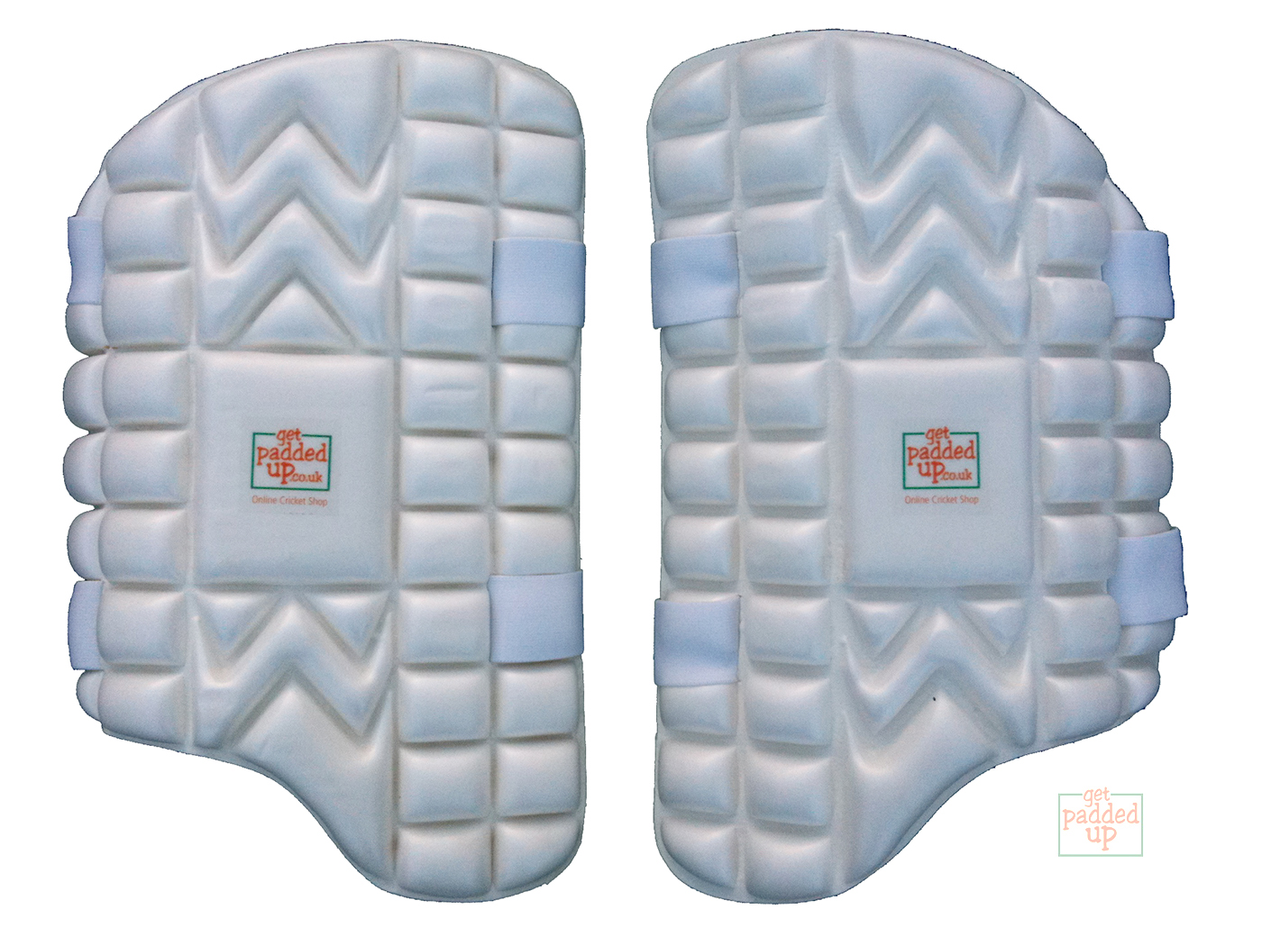 getpaddedup ULTRA BUBBLE MOLDED CRICKET THIGH PAD