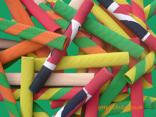 Huge range of cricket bat grips