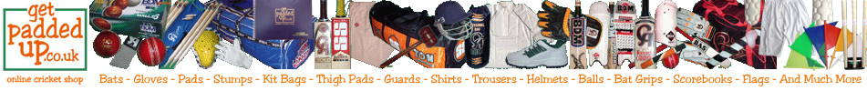 Our range offers cricket kit bags for all standards; budget, mid-range and top quality suitable for the best league players.