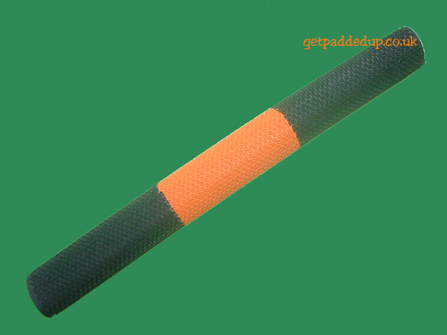 getpaddedup OCTOPUS CRICKET BAT GRIP (ORANGE/BLACK)