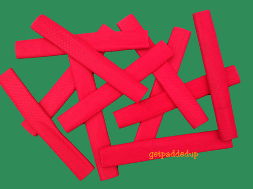 getpaddedup OCTOPUS CRICKET BAT GRIP (NEON PINK)