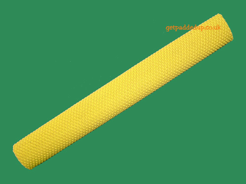 getpaddedup OCTOPUS CRICKET BAT GRIP (YELLOW)