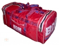 BDM CRICKET HOLDALL (PERSONAL KIT BAG, RED)
