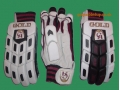 CA Sports GOLD CRICKET BATTING GLOVES (YOUTH)