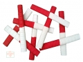 getpaddedup MATRIX CRICKET BAT GRIP (RED/WHITE)
