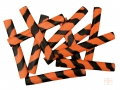 getpaddedup OCTOPUS SPLASH-SPIRAL CRICKET BAT GRIP (ORANGE/BLACK)