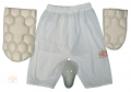 getpaddedup ULTIMATE PADMAN CRICKET BATTING SHORTS