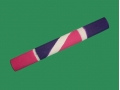 BDM MULTI-COLOUR DESIGN CRICKET BAT GRIP (PINK/PURPLE)