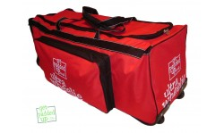 Ultra Wheelie Cricket Kit Bag (Red/Black)