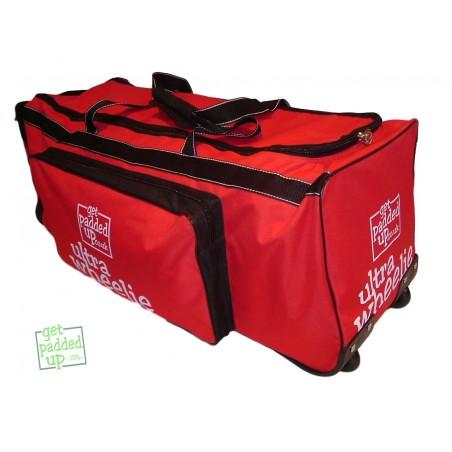 Ultra Wheelie Cricket Kit Bag (Red/Black)