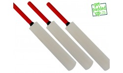 Autograph Miniature Cricket Bat Triple Pack (16.5 Inch)