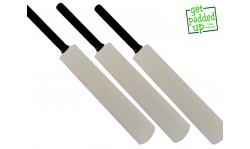 Autograph Miniature Cricket Bat Triple Pack (12 Inch)