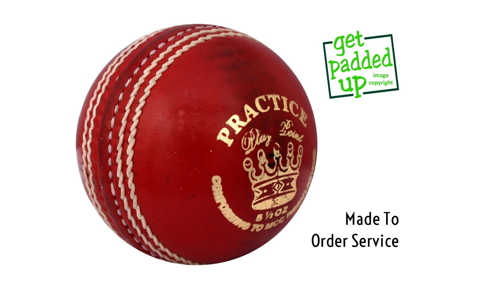 Made To Order Practice Cricket Balls Box Of 30