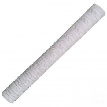 White Players Matrix Cricket Bat Grip