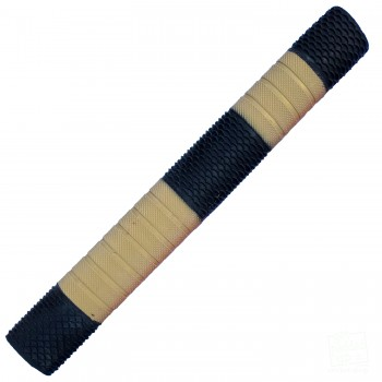 Black / Gold Penta Cricket Bat Grip