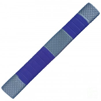Silver / Purple Penta Cricket Bat Grip