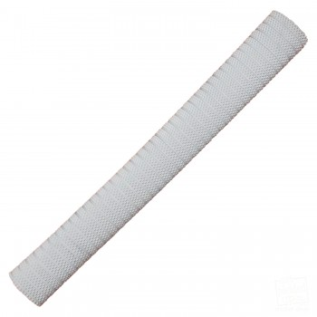 White Pyramid Cricket Bat Grip