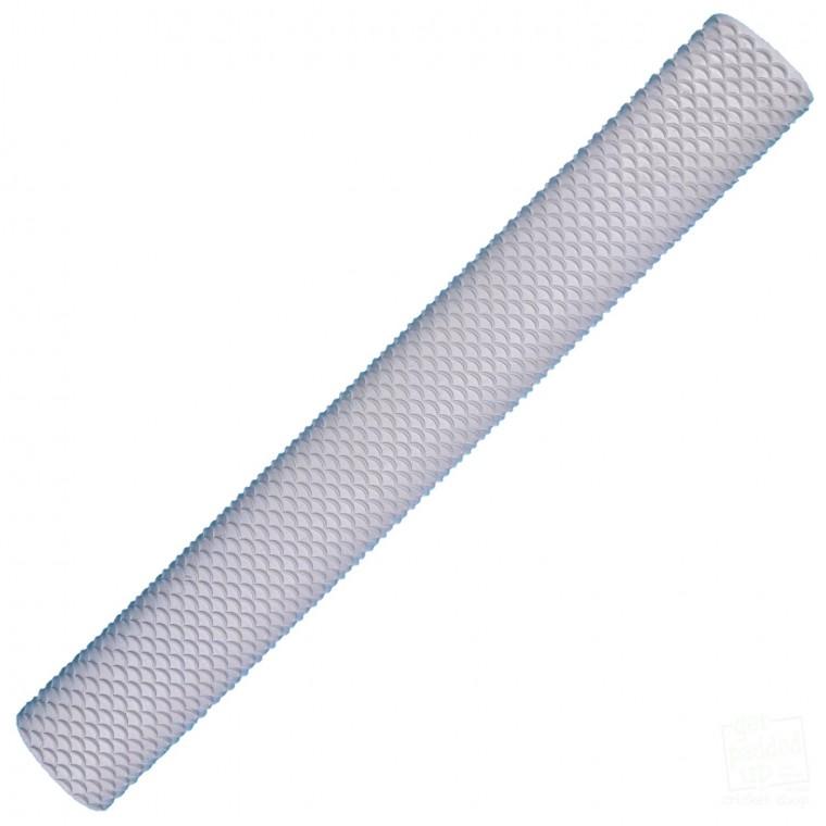 White Scale Cricket Bat Grip