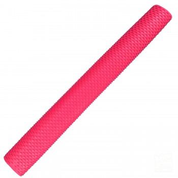 Neon Pink Scale Cricket Bat Grip