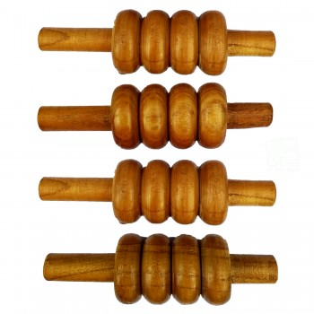 Premium Cricket Bails (Set Of Four)