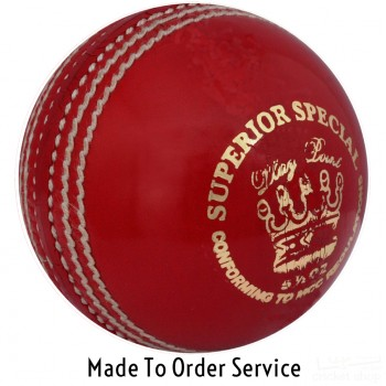 "Made To Order ""Superior Special"" Cricket Balls : Box of 30"