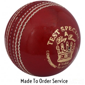 "Made To Order ""Test Special"" Cricket Balls : Box of 30"