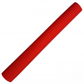 Red Bracelet Cricket Bat Grip